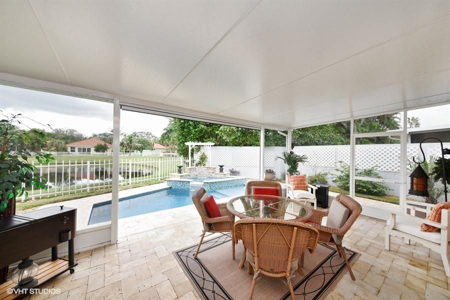 Additional photo for property listing at 138 Hampton Circle 138 Hampton Circle Jupiter, Florida 33458 États-Unis