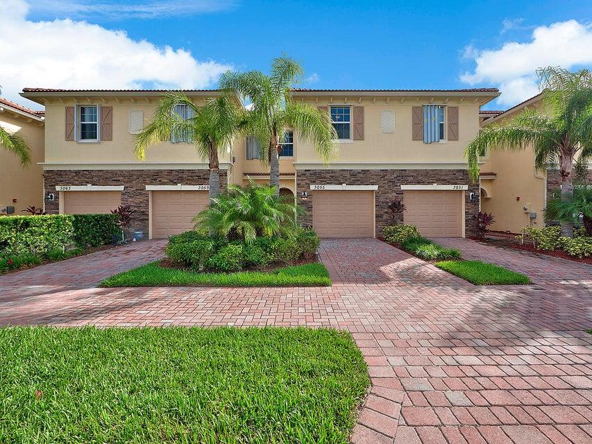 Stadthaus für Verkauf beim 3055 SW Otter Lane 3055 SW Otter Lane Stuart, Florida 34997 Vereinigte Staaten