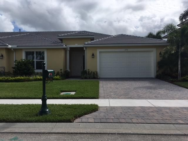 Villa for Sale at 6136 NW Argyl Lane 6136 NW Argyl Lane Port St. Lucie, Florida 34983 United States