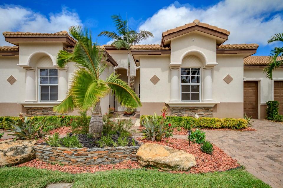 VILLAGGIO Reserve home 14664 Barletta Way Delray Beach FL 33446