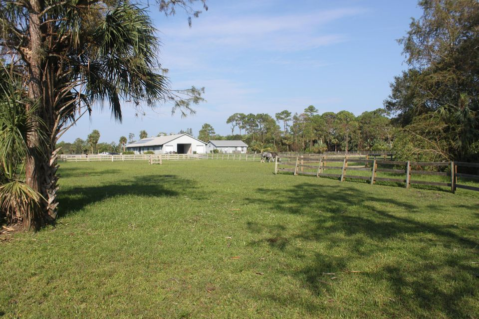 Single Family Home for Sale at 2770 E Road 2770 E Road Loxahatchee Groves, Florida 33470 United States