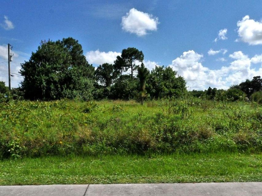 Land for Sale at 4601 SW Keats Street 4601 SW Keats Street Port St. Lucie, Florida 34953 United States