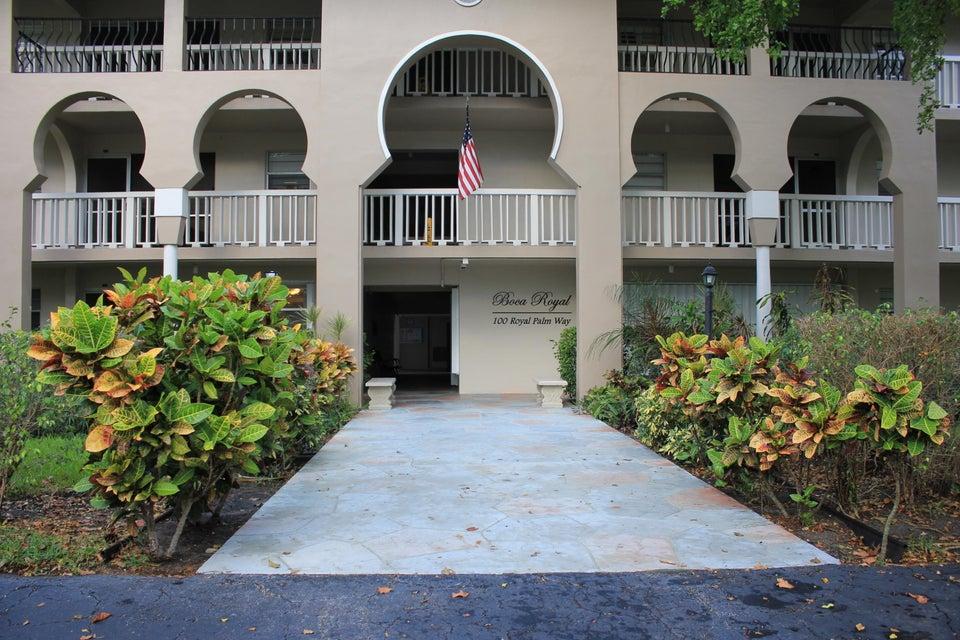 合作社 / 公寓 为 出租 在 100 Royal Palm Road 100 Royal Palm Road 博卡拉顿, 佛罗里达州 33432 美国