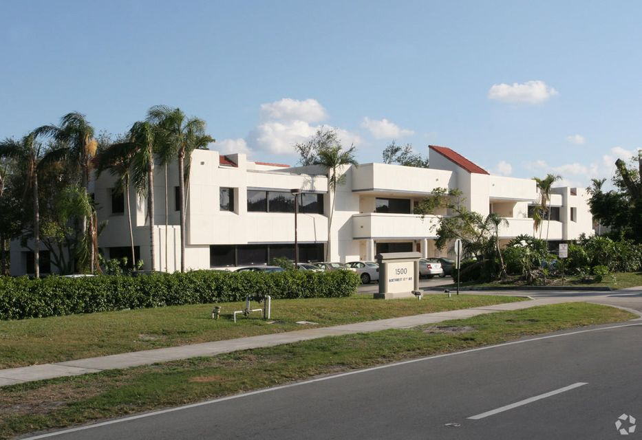 Offices for Sale at 1500 NW 10th Avenue 1500 NW 10th Avenue Boca Raton, Florida 33486 United States