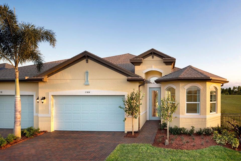 Villa for Sale at 11033 Sunrise Lake Drive 11033 Sunrise Lake Drive Port St. Lucie, Florida 34987 United States