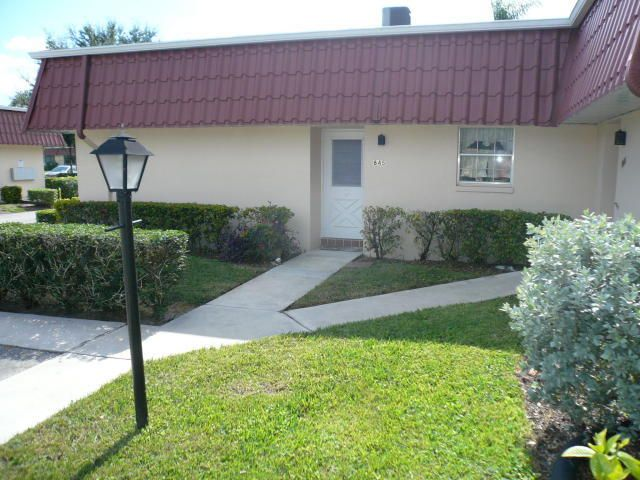 Villa for Rent at 845 Salem Lane 845 Salem Lane Lake Worth, Florida 33467 United States