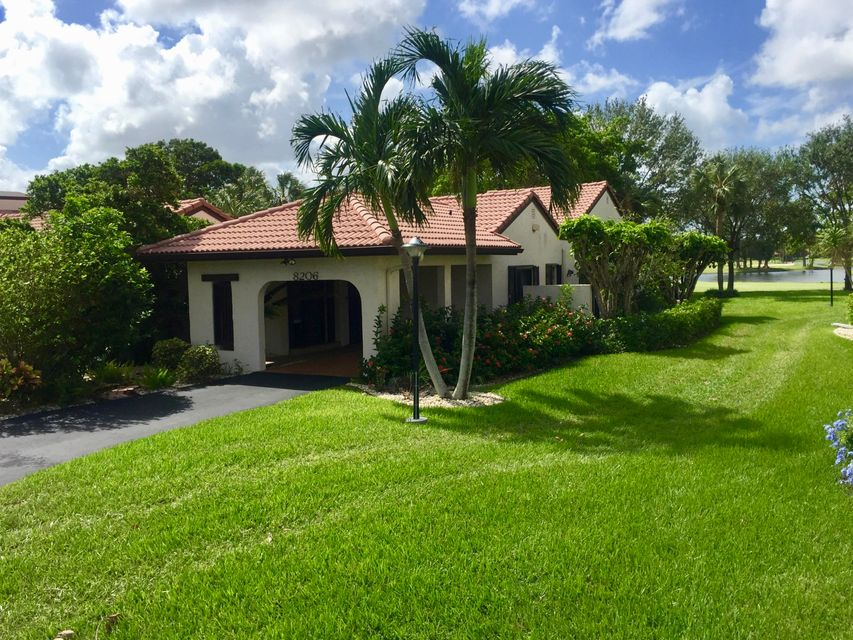Villa for Rent at 8206 Casa Del Lago 8206 Casa Del Lago Boca Raton, Florida 33433 United States