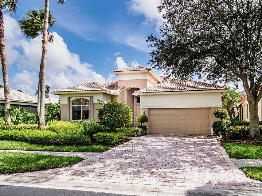Maison unifamiliale pour l Vente à 10831 Grande Boulevard 10831 Grande Boulevard West Palm Beach, Florida 33412 États-Unis