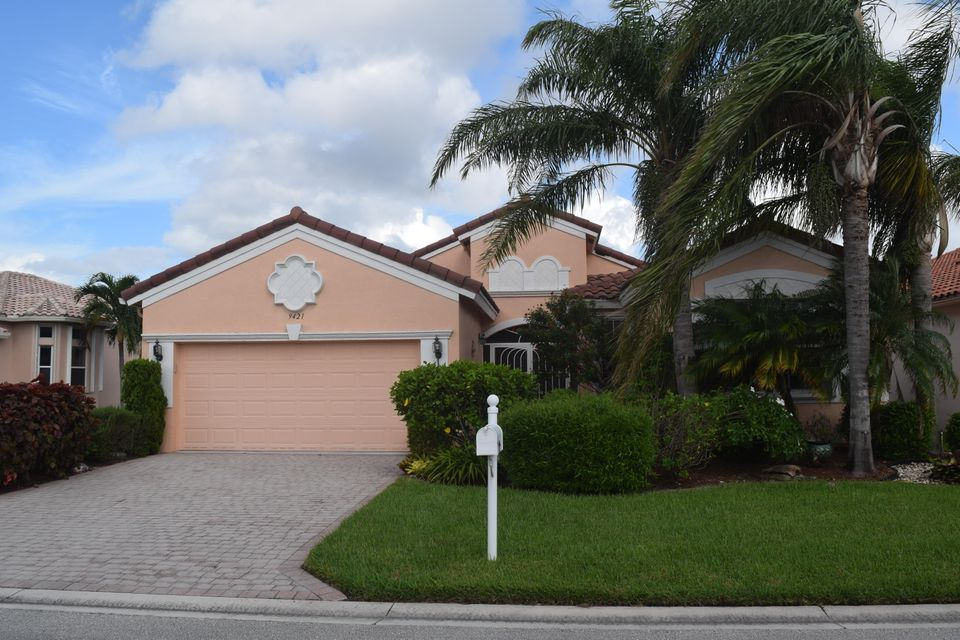 Bellaggio home 9421 Vercelli Street Lake Worth FL 33467