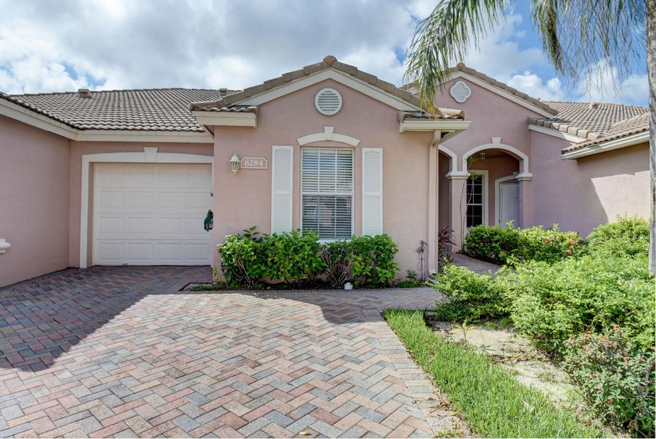 Villa pour l Vente à 8284 Fresh Creek 8284 Fresh Creek West Palm Beach, Florida 33411 États-Unis
