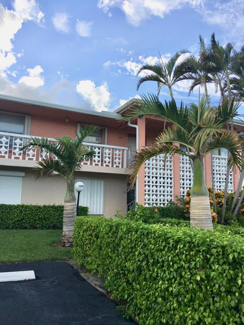 1540 NW 20Th Avenue Unit 204 Delray Beach, FL 33445 - MLS #: RX-10372322