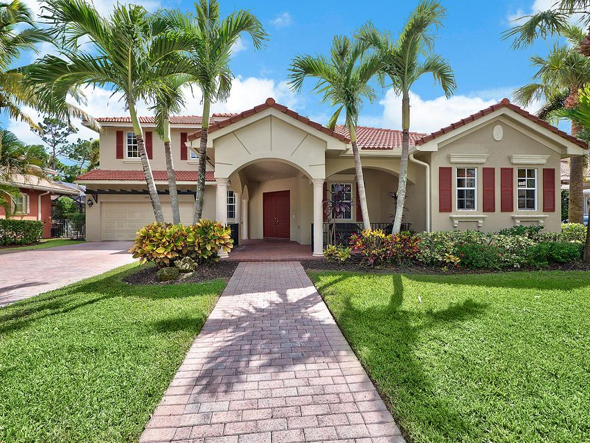 Single Family Home for Sale at 164 Via Rosina 164 Via Rosina Jupiter, Florida 33458 United States