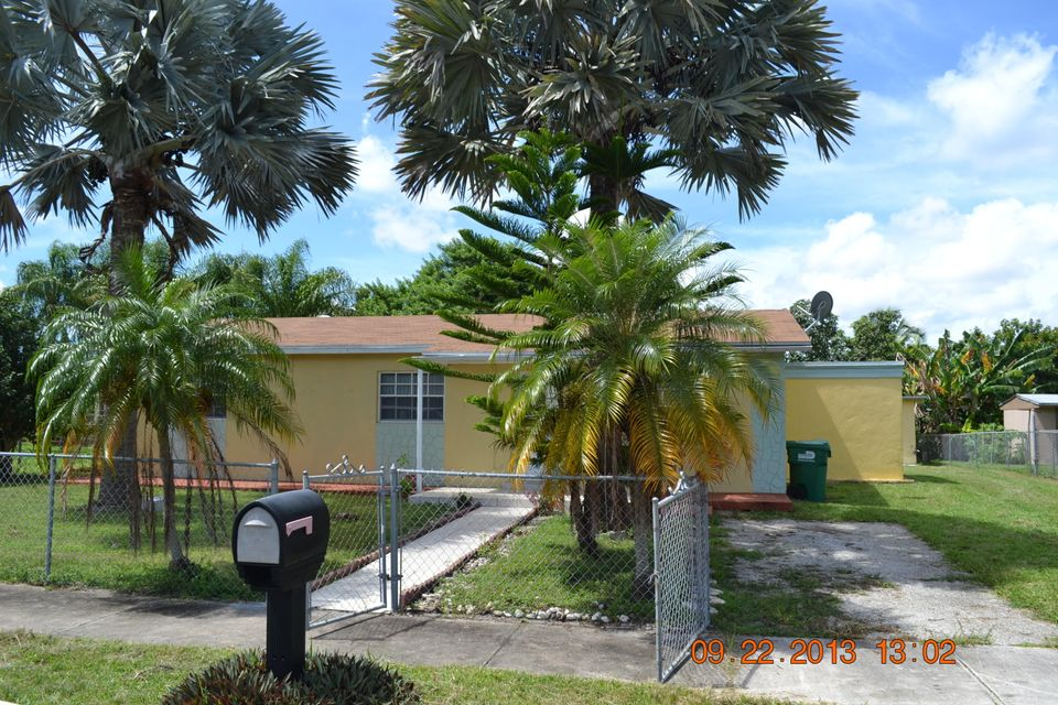 Single Family Home for Sale at 30734 SW 153rd Court 30734 SW 153rd Court Homestead, Florida 33033 United States