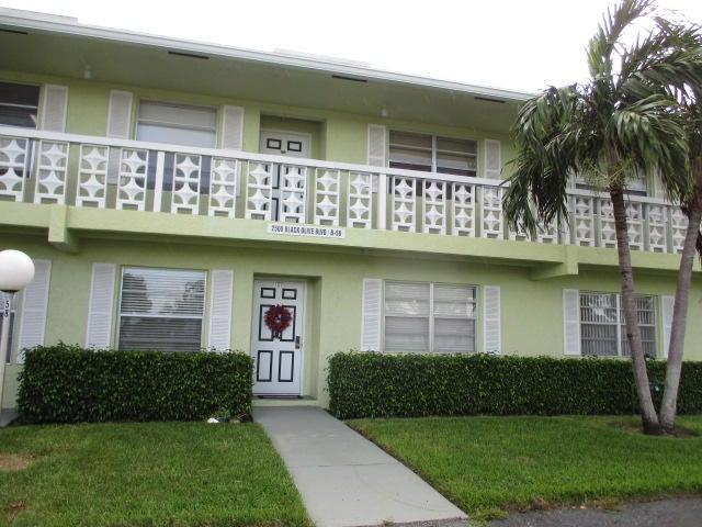 Cooperativa / condomínio para Venda às 2500 Black Olive Boulevard 2500 Black Olive Boulevard Delray Beach, Florida 33445 Estados Unidos