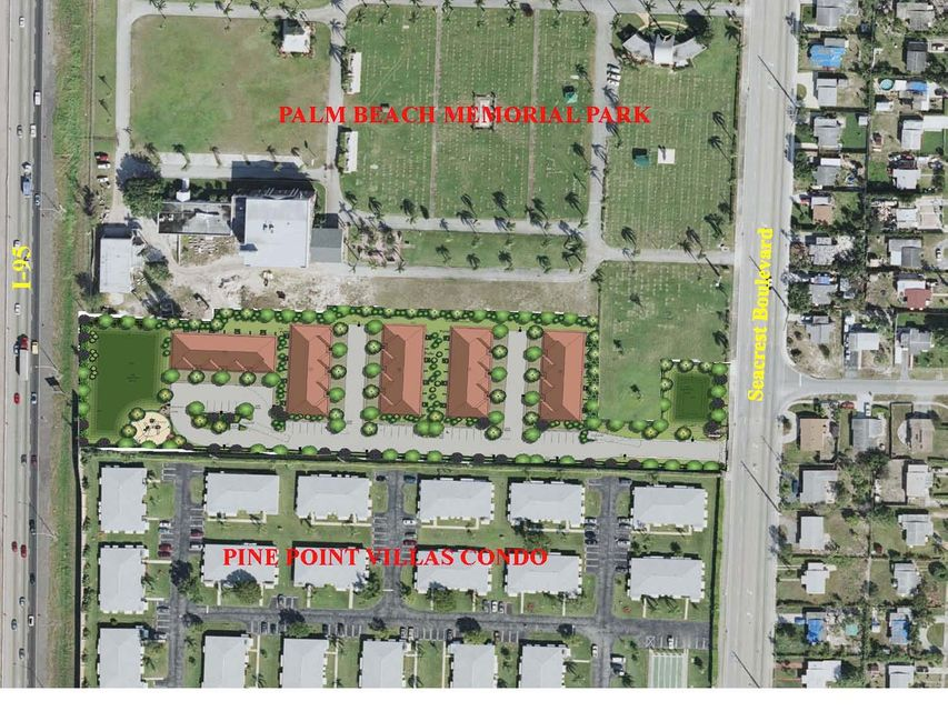 Commercial Land for Sale at Seacrest Boulevard Seacrest Boulevard Boynton Beach, Florida 33435 United States
