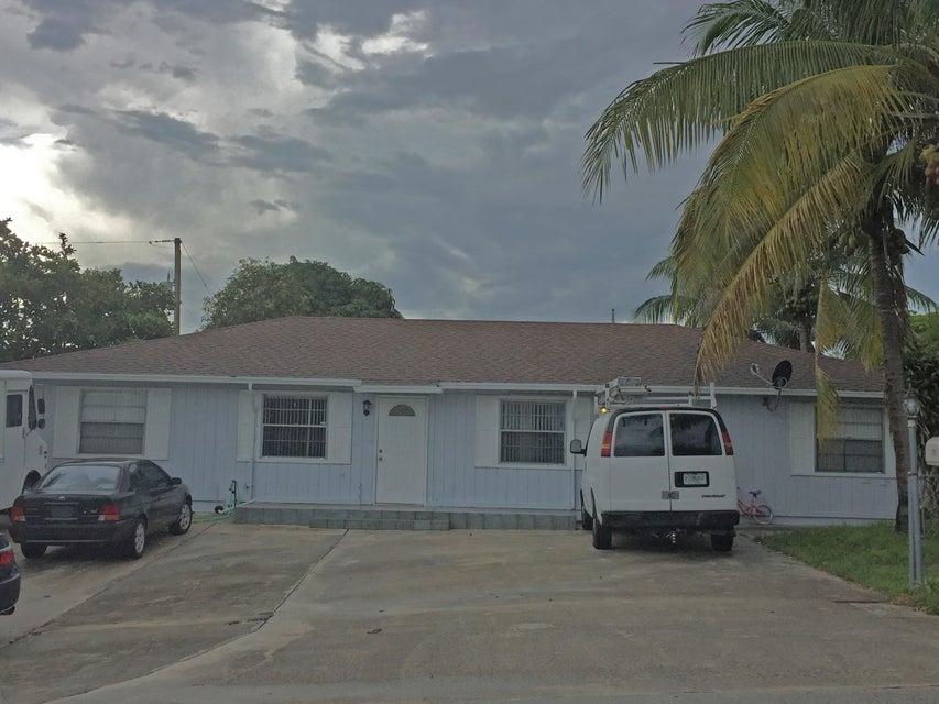 Doppelhaus für Verkauf beim 2521 Griffin Square 2521 Griffin Square West Palm Beach, Florida 33406 Vereinigte Staaten