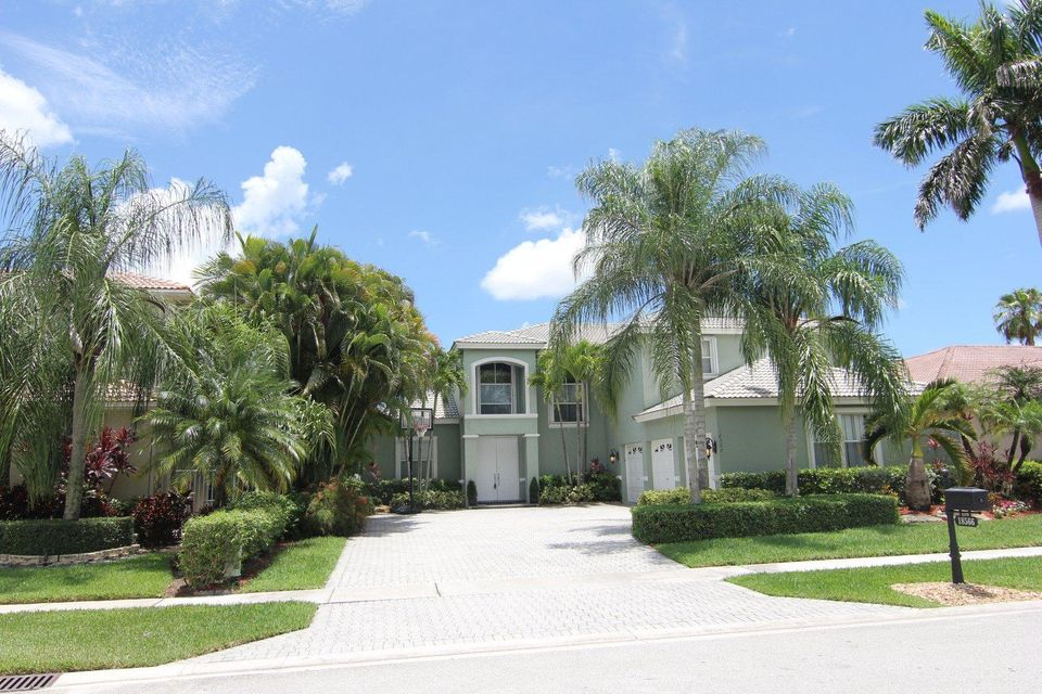 Alquiler por un Venta en 18566 Harbor Light Way 18566 Harbor Light Way Boca Raton, Florida 33498 Estados Unidos