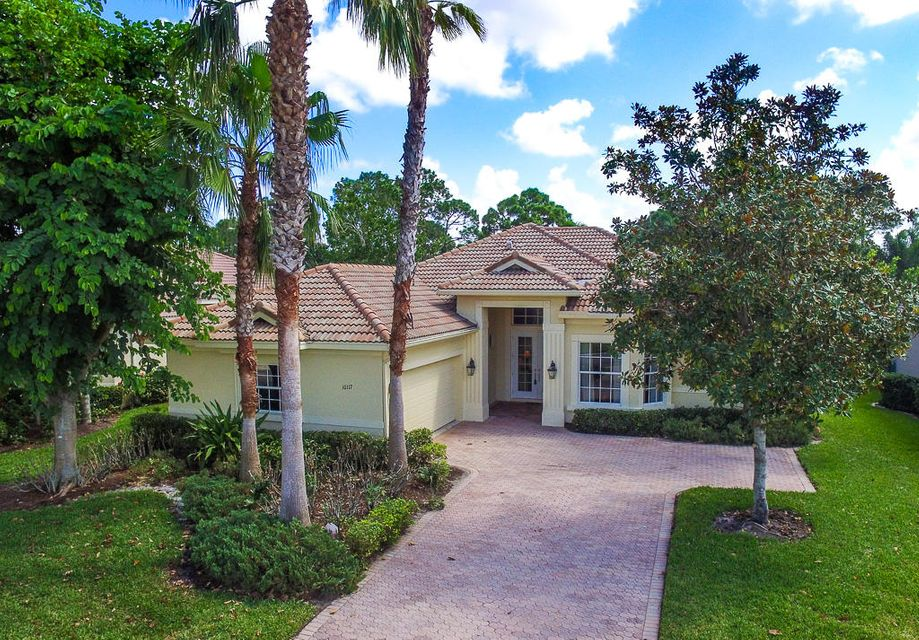 Single Family Home for Sale at 10117 Crosby Place 10117 Crosby Place Port St. Lucie, Florida 34986 United States