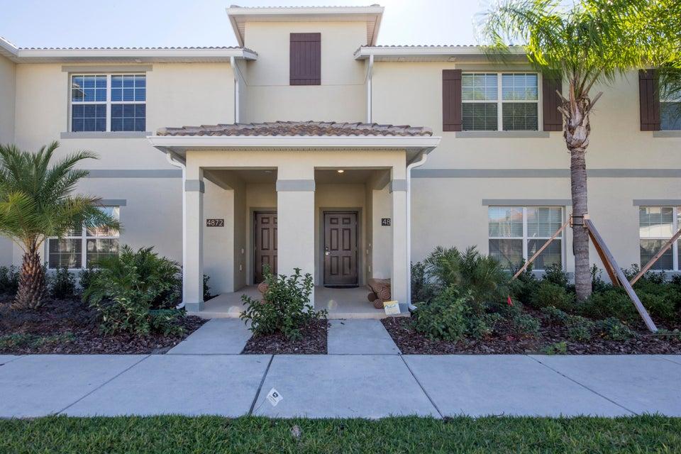 Stadthaus für Verkauf beim 4874 Clock Tower Drive 4874 Clock Tower Drive Kissimmee, Florida 34746 Vereinigte Staaten