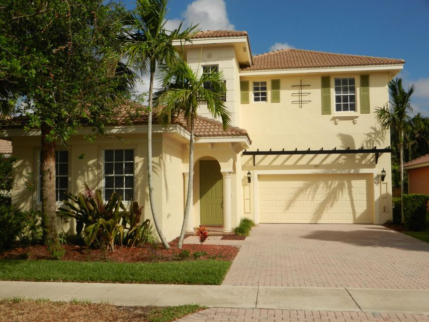 Casa Unifamiliar por un Venta en 105 Via Catalunha 105 Via Catalunha Jupiter, Florida 33458 Estados Unidos