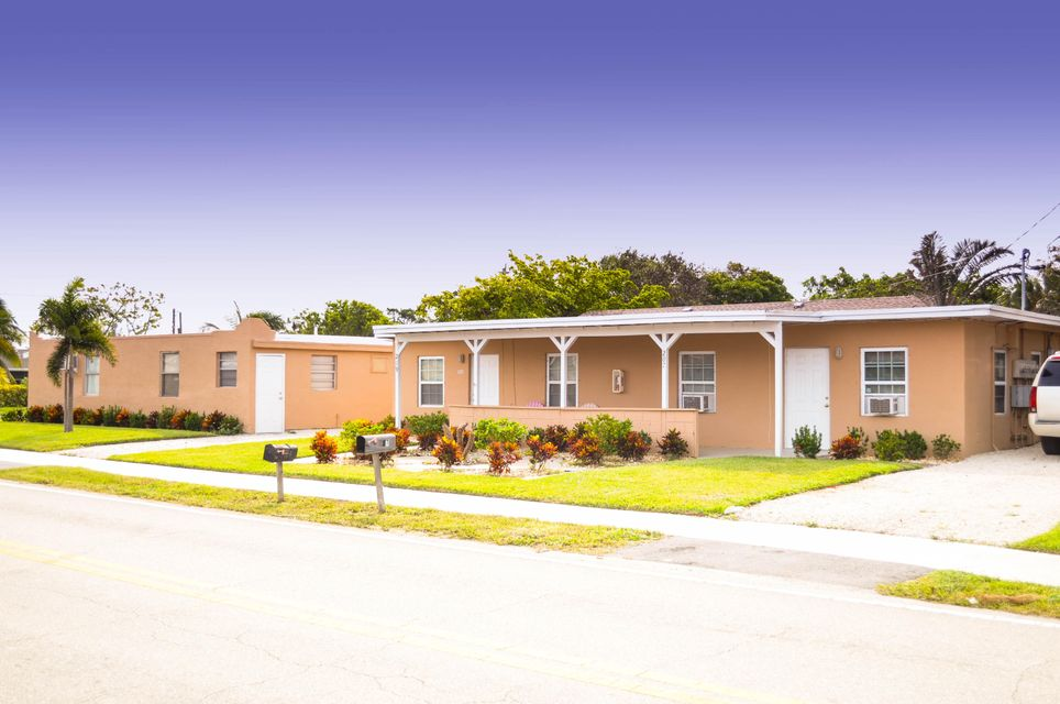Triplex for Sale at 207 Broadway 207 Broadway Lantana, Florida 33462 United States
