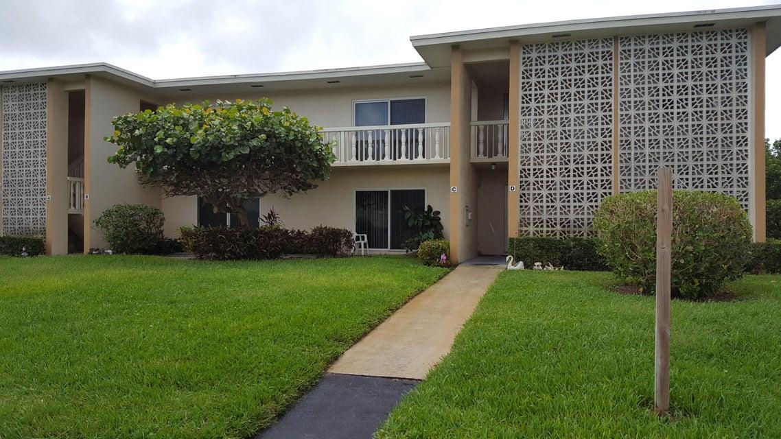 Co-op / Condominio por un Alquiler en 120 South Boulevard 120 South Boulevard Boynton Beach, Florida 33435 Estados Unidos