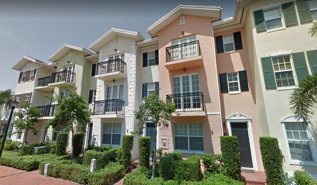 Townhouse for Rent at 1048 E Heritage Club Circle E 1048 E Heritage Club Circle E Delray Beach, Florida 33483 United States