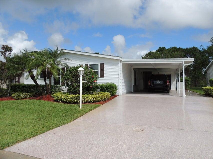 Móvil / Fabricado por un Venta en 3432 Red Tailed Hawk Drive 3432 Red Tailed Hawk Drive Port St. Lucie, Florida 34952 Estados Unidos