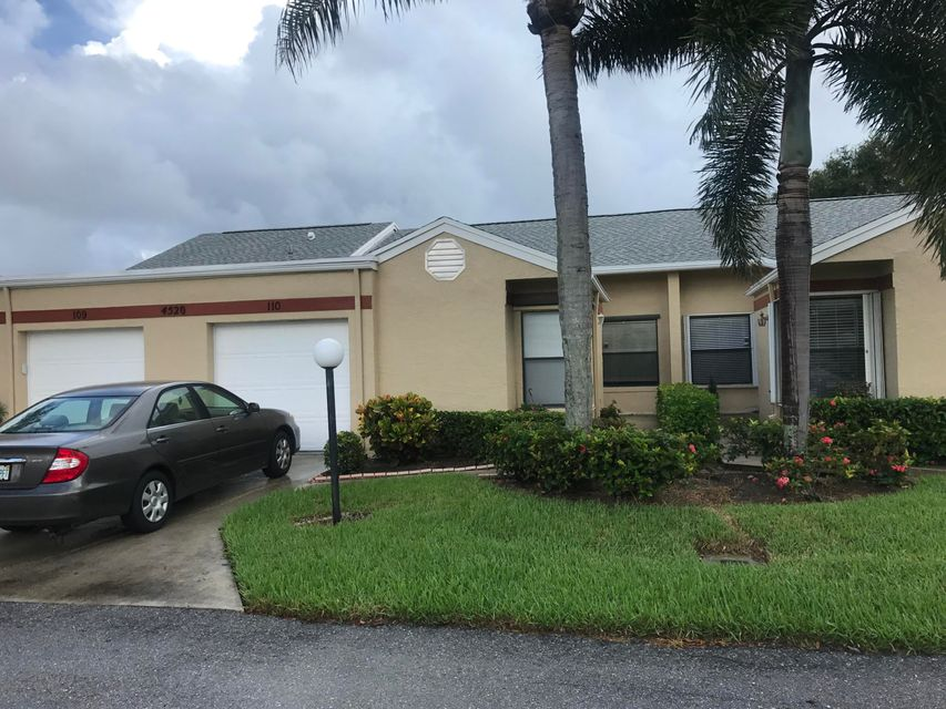 Home for sale in Villas On The Green West Palm Beach Florida