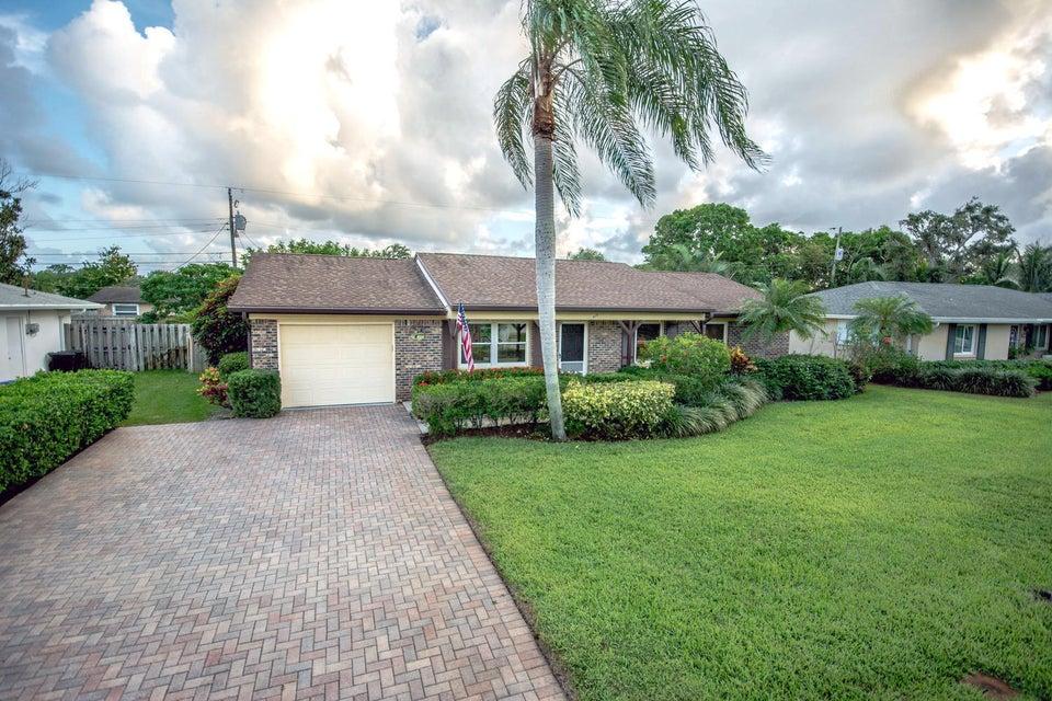 Casa Unifamiliar por un Venta en 478 Dover Road 478 Dover Road Tequesta, Florida 33469 Estados Unidos