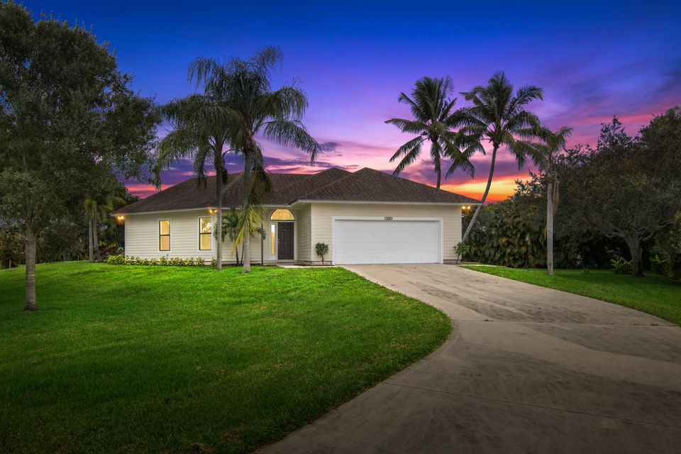 Single Family Home for Sale at 16106 73rd Terrace N 16106 73rd Terrace N Palm Beach Gardens, Florida 33418 United States