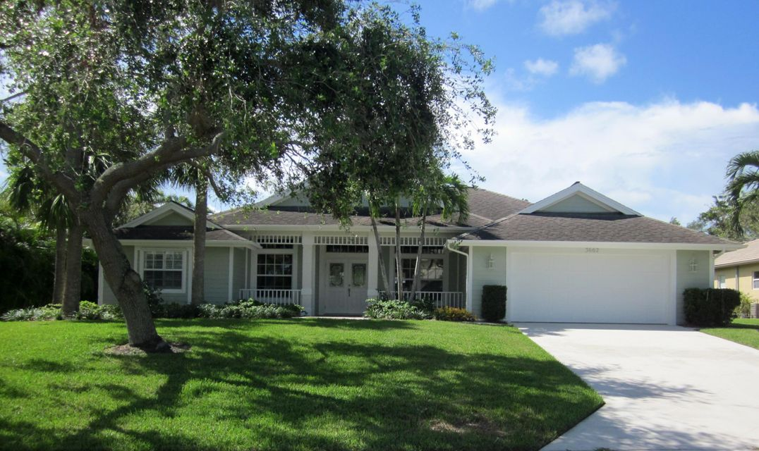 Casa Unifamiliar por un Venta en 3662 SE Forecastle Court 3662 SE Forecastle Court Stuart, Florida 34997 Estados Unidos