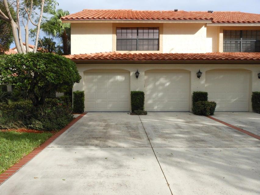 Cooperativa / condomínio para Venda às 7781 La Mirada Drive 7781 La Mirada Drive Boca Raton, Florida 33433 Estados Unidos