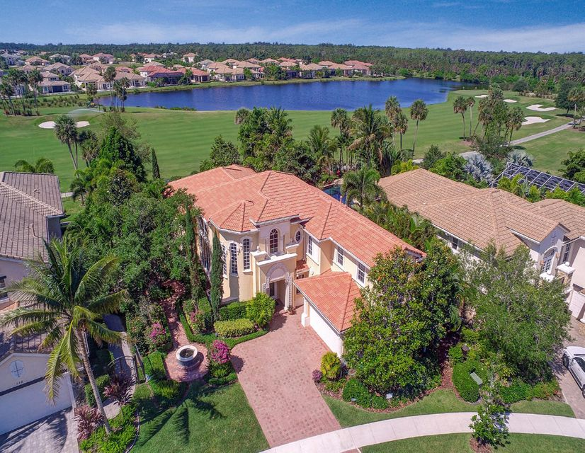 Single Family Home for Sale at 142 Rosalia Court 142 Rosalia Court Jupiter, Florida 33478 United States
