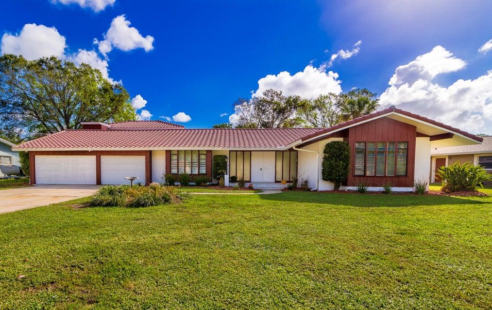 واحد منزل الأسرة للـ Sale في 1367 Gleneagles Way 1367 Gleneagles Way Rockledge, Florida 32955 United States