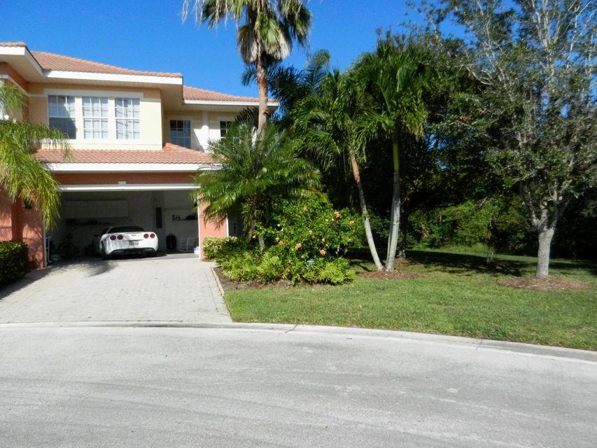 Townhouse for Sale at 2444 SW Island Creek Trail Palm City, Florida 34990 United States