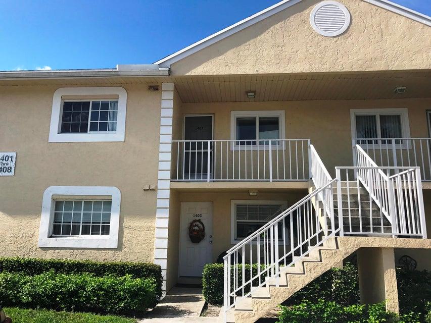1407 Palm Beach Trace Drive 1407  Royal Palm Beach, FL 33411