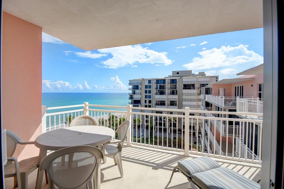 2921 S Ocean Boulevard 705  Highland Beach FL 33487