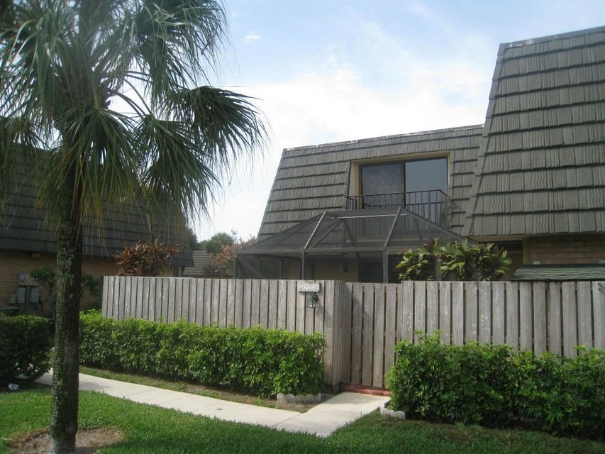 Townhouse for Sale at 3819 38th Way 3819 38th Way West Palm Beach, Florida 33407 United States
