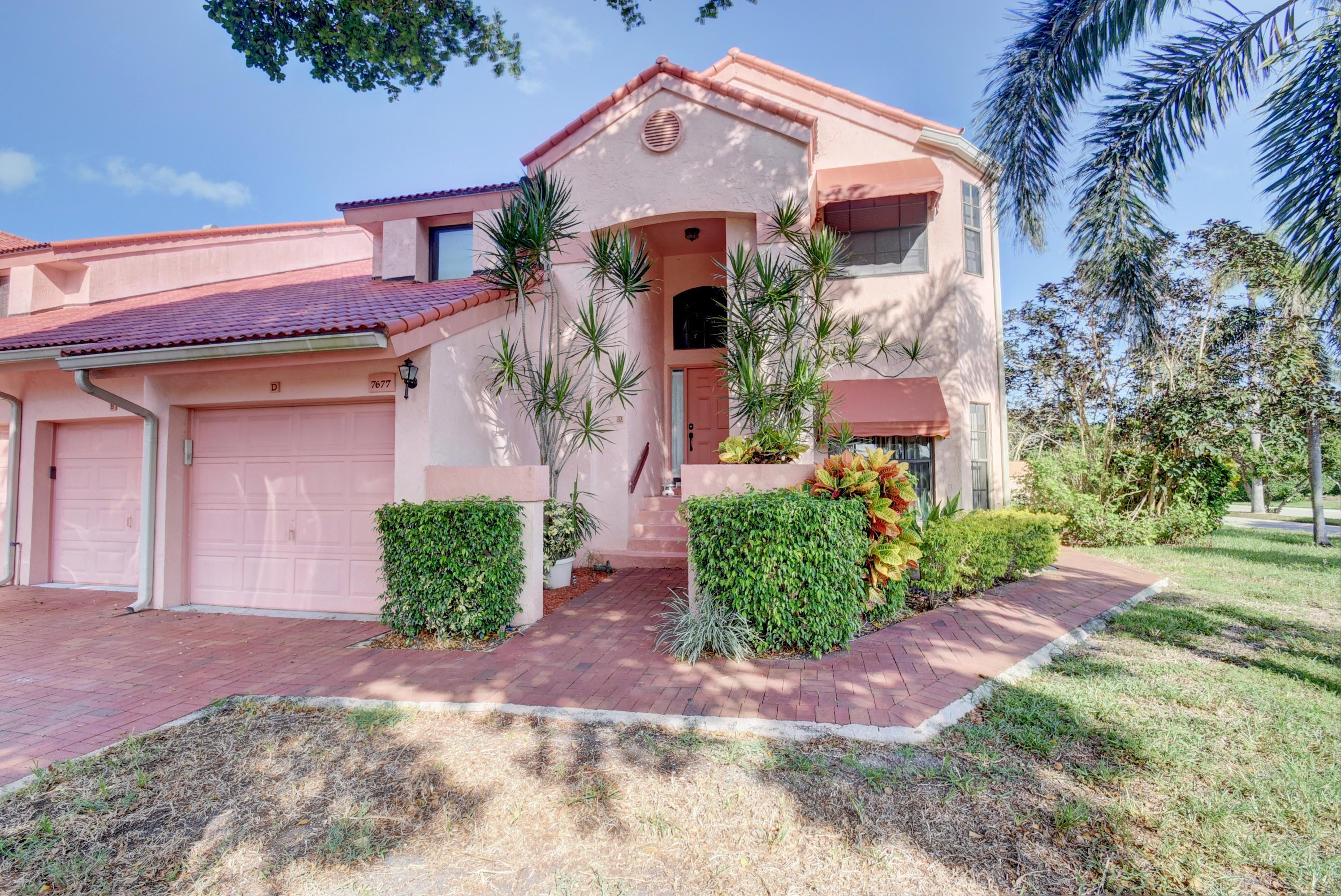 Konsum / Eigentumswohnung für Verkauf beim 7677 Lexington Club Boulevard 7677 Lexington Club Boulevard Delray Beach, Florida 33446 Vereinigte Staaten