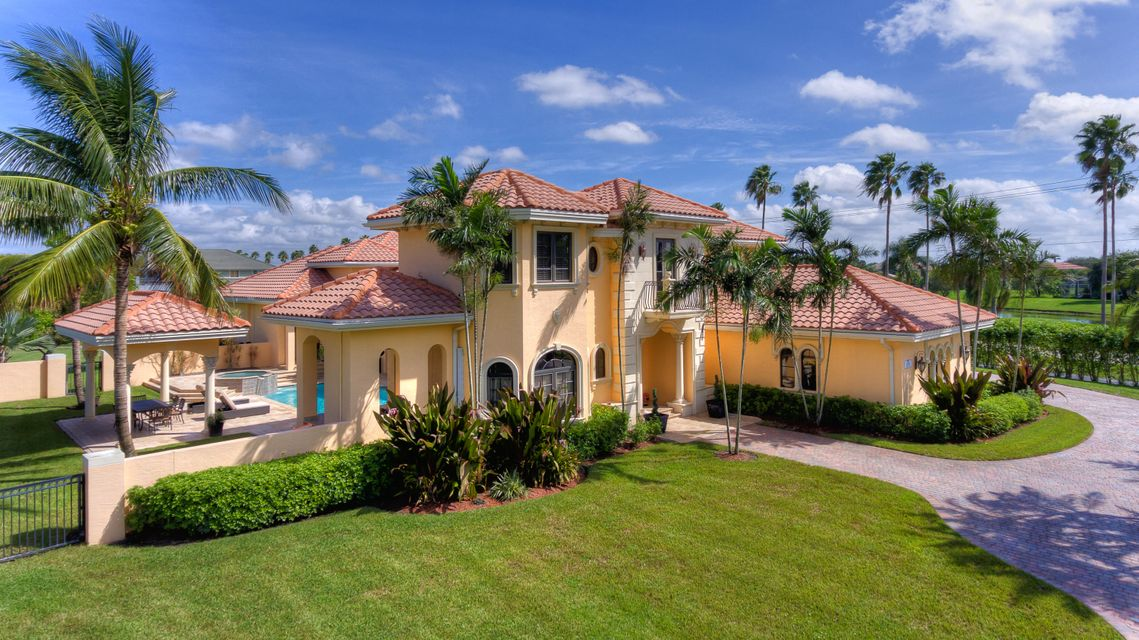 Single Family Home for Sale at 15315 Hawker Lane 15315 Hawker Lane Wellington, Florida 33414 United States