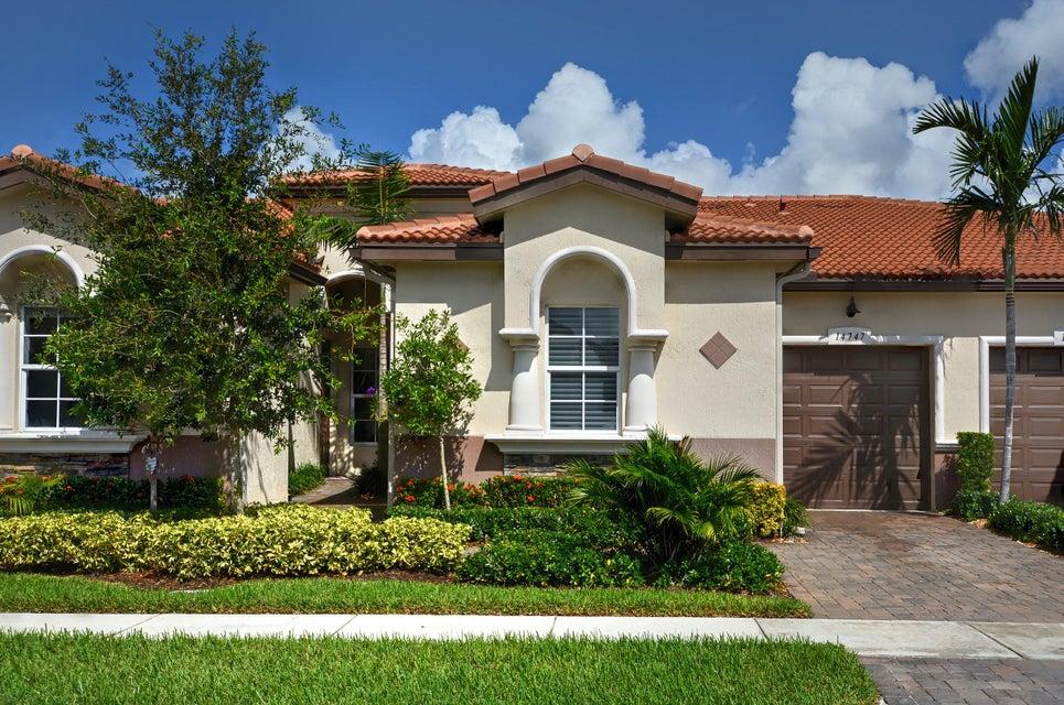 VILLAGGIO RESERVE home 14747 Barletta Way Delray Beach FL 33446