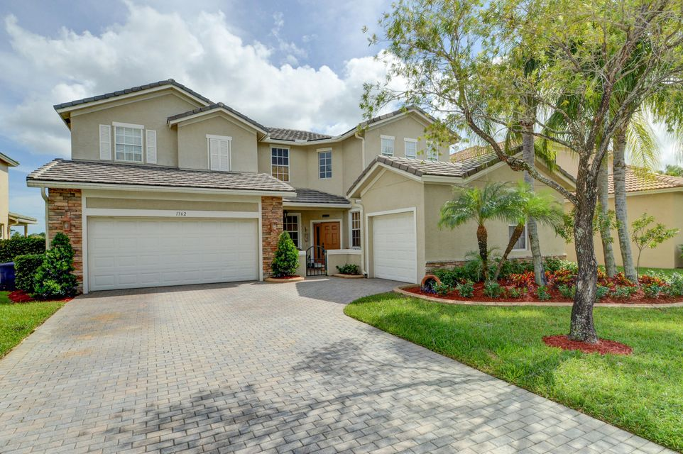 1362 Pebble Ridge Lane - West Palm Beach, Florida