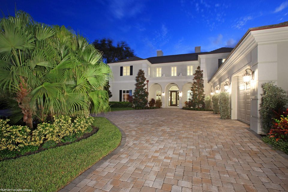 New Home for sale at 2880 Le Bateau Drive in Palm Beach Gardens