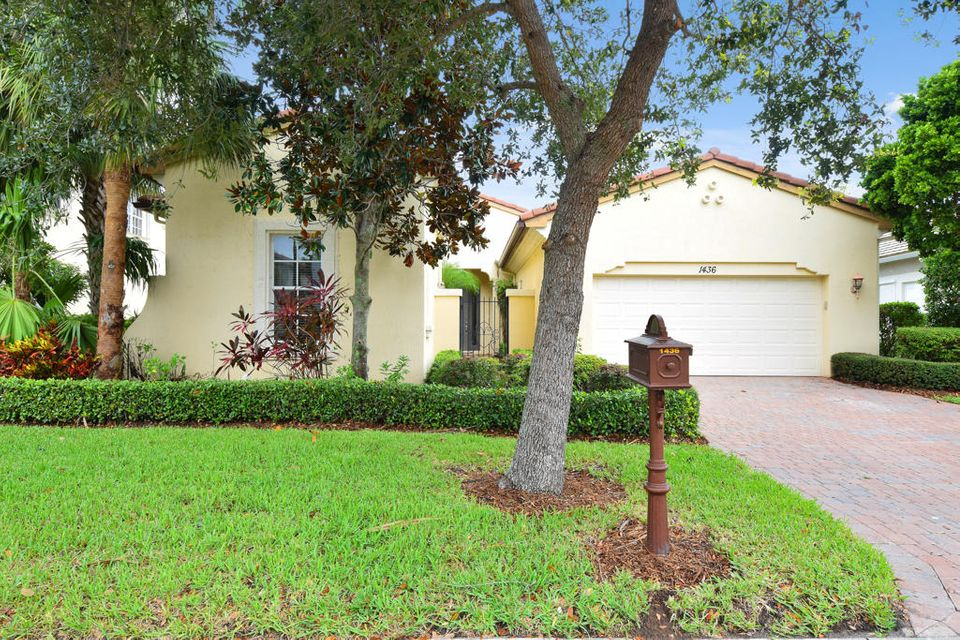 EVERGRENE home 1436 Barlow Court Palm Beach Gardens FL 33410