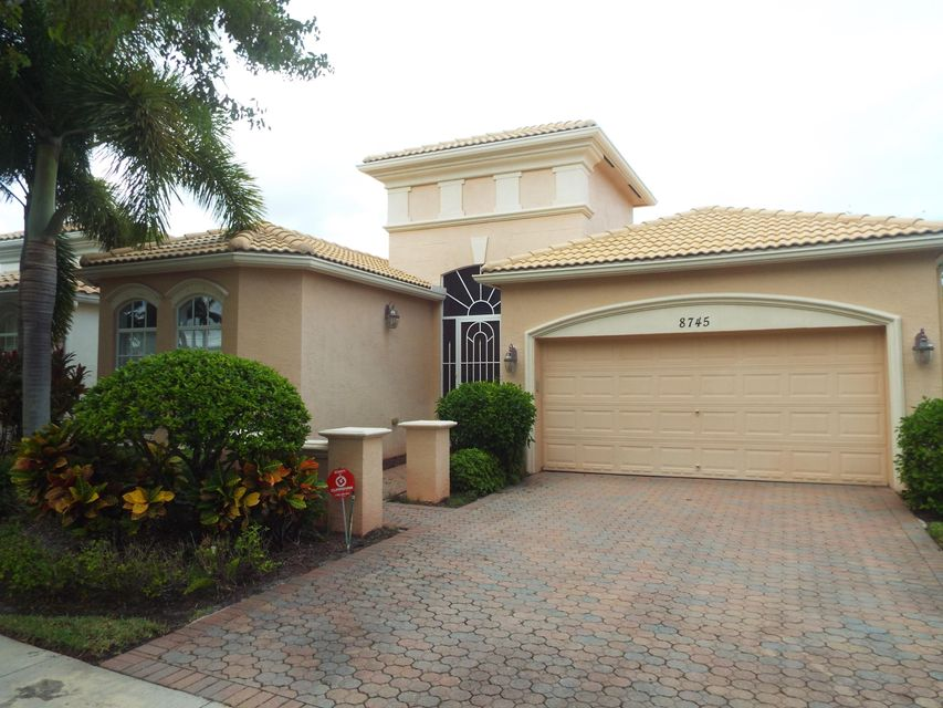 Single Family Home for Sale at 8745 Via Grande 8745 Via Grande Wellington, Florida 33411 United States