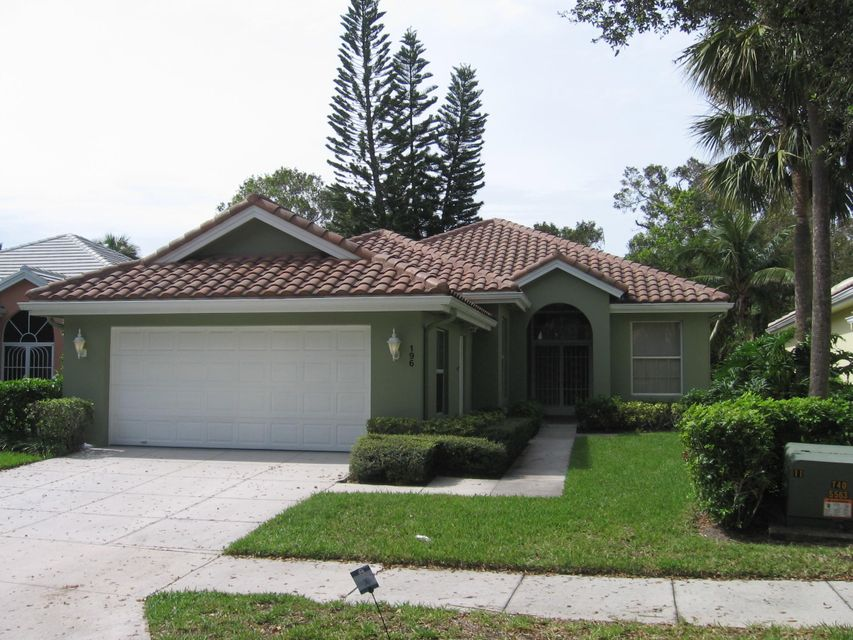 Rentals for Sale at 196 Hampton Circle 196 Hampton Circle Jupiter, Florida 33458 United States
