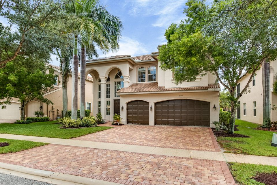 Alquiler por un Venta en 10774 Sunset Ridge Circle 10774 Sunset Ridge Circle Boynton Beach, Florida 33473 Estados Unidos