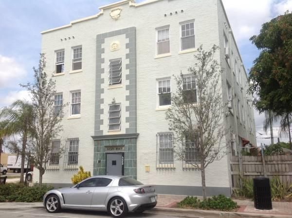 Apartment for Rent at 523 24th Street 523 24th Street West Palm Beach, Florida 33407 United States
