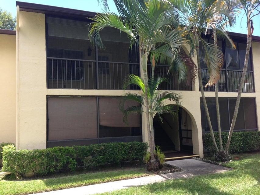 合作社 / 公寓 为 出租 在 402 Pine Glen Lane 402 Pine Glen Lane Greenacres, 佛罗里达州 33463 美国
